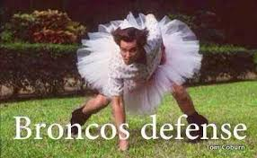 Broncos Defense Meme - nsaney s psychobabble broncos super bowl defense