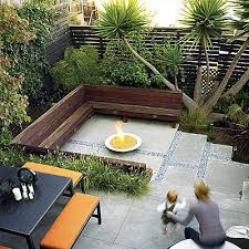 Designer Backyards Small Backyard Design Ideas Small Backyard - Backyard design idea