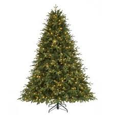 home accents holiday 7 ft to 9 ft pre lit led virginia pine grow
