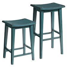 White Wood Bar Stool Bar Stools Bar And Counter Stools Kelford Backless Swivel Or