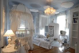 chambre enfant luxe chambre enfant chambre de bébé idée luxe couleur bleue blanche