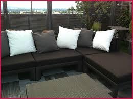 coussin canapé sur mesure coussin exterieur sur mesure 98337 housse canape sur terrasse