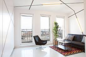 Minimalist Apartment Apartment In Lazarz By Mili Mlodzi Ludzie