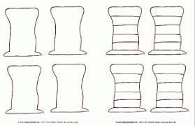 dr seuss hat template free printables u0026 worksheets for a dr seuss theme a to z teacher