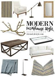 Farmhouse Living Room Furniture Modern Farmhouse Style Living Room Divine Lifestyle