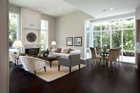 Decorating With Area Rugs On Hardwood Floors by Apartment Dark Wood Floor Apartment Furniture Beautiful Image