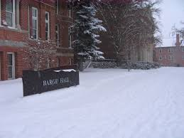 Snow At Home by Campus Closures Cwu News