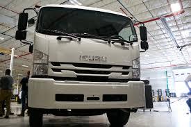 isuzu spartan motors opens new plant to build isuzu trucks wkar