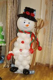 168 best christmas images on pinterest balloon decorations