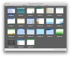 enolsoft releases powerpoint templates for mac users to free