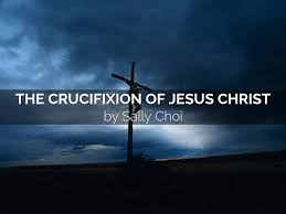 the crucifixion of jesus christ by sally qsi