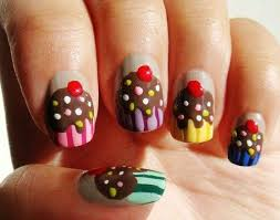 cute u0026 easy christmas nail art designs u0026 ideas 2013 2014