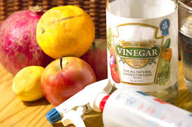 how to clean fruits u0026 vegetables with vinegar livestrong com