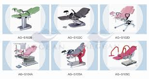 Hospital Armchairs Ag S101 One Exam Lamp Surgical Electrical Obstetric Exam