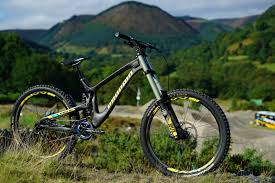 motocross bikes for sale in wales phil atwill tests the new propain carbon rage downhi