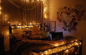 Hipster Lights Bedroom Trendy Bed Hipster Lights Nice Photography Image