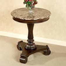 Antique Accent Table Antique Accent Tables Gold Barrel Table Silver Biophilessurf