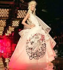 stunning wedding dresses 60 years of wedding dresses vogue
