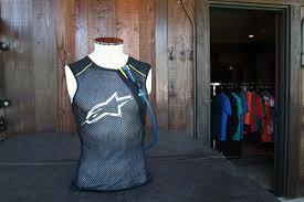 bike riding vest pc15 alpinestars introduces paragon hydration vest 2016 clothing