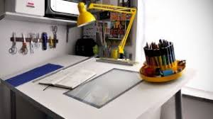 Drafting Table And Desk Turn Any Desk Into An Adjustable Drafting Table