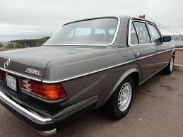 1983 mercedes benz 240d german cars for sale blog