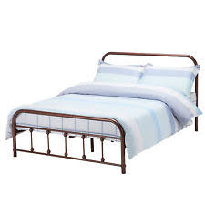 antique metal bed ebay