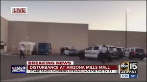 Arizona Mills Map by Scare Or Hoax Az Mills Mall On Lockdown After Shooting Youtube