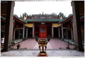 Chan She Shu Yuen Clan Association building. - kuala-lumpur-chan-she-shu-yuen-clan-association-building-4-large