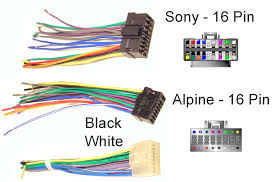 wiring diagram sample pictures of sony radio wiring diagram sony