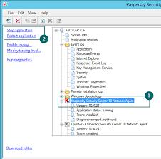 reset password kaspersky security center remote restart kaspersky network agent from ksc secure blog