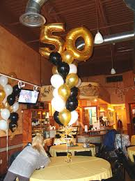 50th birthday balloons delivered masculine 50th birthday centerpieces 50th birthday party balloon