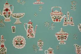 rosie u0027s vintage wallpaper history of kitchen wallpaper vintage