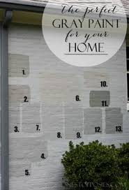 image result for gray painted brick houses painted house pinterest