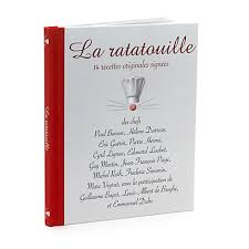 livre de cuisine cooking chef livre de cuisine ratatouille disneyland ratattouille