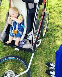siege pour remorque velo en selle avec bébé la remorque pour vélo maxxus a in the city