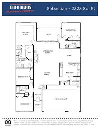 dr horton homes floor plans glen st john u0027s st augustine fl homes for sale 32092