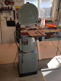 14 Band Saw Review Fine Woodworking by My Delta Bandsaw Refurb By Chris208 Lumberjocks Com