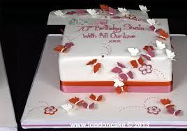 70th birthday cakes london cake birthday cakes