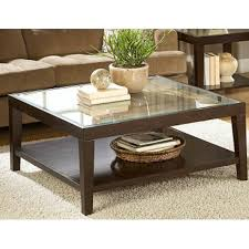 square glass top coffee table merlot square glass top coffee table rc willey furniture store
