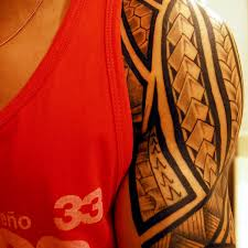 perfect tribal tattoo tribal half sleeve tattoo on tattoochief com