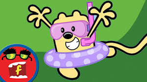fun fredbot cartoons kids wow wow wubbzy