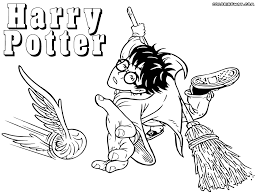 harry potter coloring pages coloring pages download print