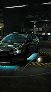 mitsubishi lancer wallpaper iphone mitsubishi lancer world evo shatter garage nfs wallpaper 10899