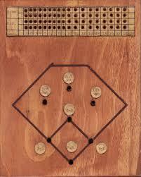 dull tool dim bulb homemade baseball peg game with rolling play dice
