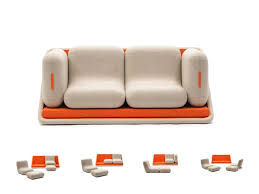 ottoman that turns into a chair italian multifunctional furniture living in a shoebox