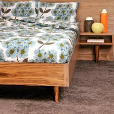 retro style bedding and bed linen get the retro look for your