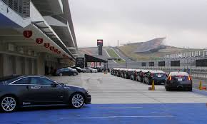 exotic cars lined up circuit of the americas racing ready the amateur racing