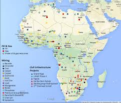 Map Of Egypt In Africa by Saimm The Southern African Institute Of Mining And Metallurgy