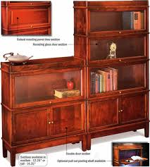 Barrister Bookcases With Glass Doors Hale Barrister Bookcases