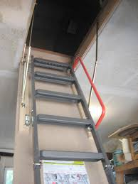 folding garage attic stairs image of loversiq